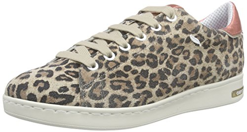 Geox Donna, Sneakers, D Jaysen A, Beige (Beige (Lt Taupe)), 39