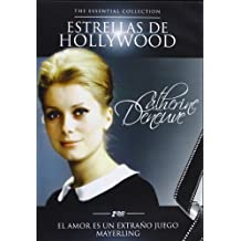 Colección Estrellas de Hollywood: Catherine Deneuve - Terence Young. Langues: espagnol, français Sous-titres: castillanesEl Amor es un Extraño Juego (La Chamade) & Mayerling.