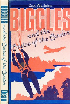 Biggles in the cruise of the Condor
