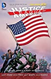 Justice League of America Volume 1: World's Most Dangerous TP (The New 52) (Justice League of America (DC Comic Numbered))