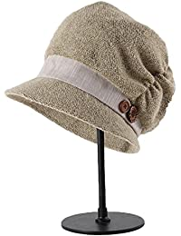 Categoría sombreros de mujer, Otoño/Invierno sombreros mujer nueva gorro boinas de lana ,beige