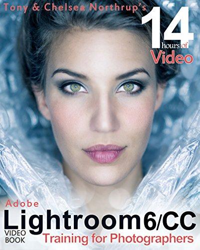 Adobe Lightroom 6 / CC Video Book: Training for Photographers (English Edition)