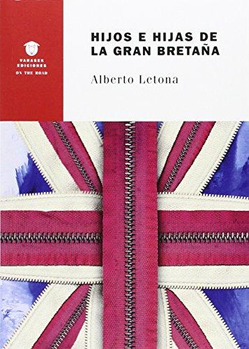 Portada del libro Hijos e hijas de la Gran Bretaña (On the Road)