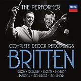 Britten The Performer (Decca box set)