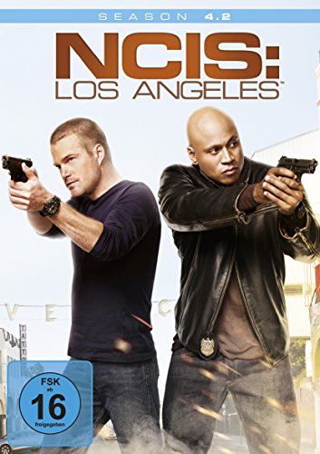 NCIS: Los Angeles - Season 4.2 [3 DVDs] - Staffel Ncis 4 La