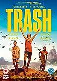 Trash [DVD] [2015]
