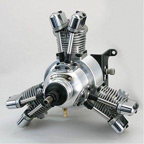 SAITO FA-120R3 3-ZYLINDER - Motor Saito