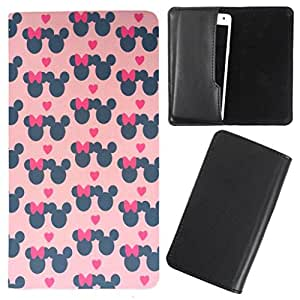 DooDa - For Samsung Galaxy A9 PU Leather Designer Fashionable Fancy Case Cover Pouch With Smooth Inner Velvet
