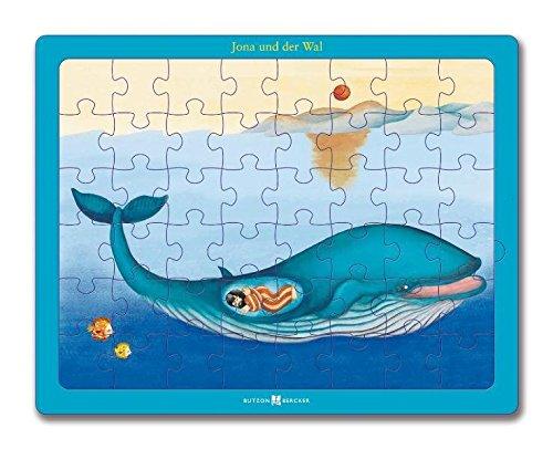 Jona und der Wal: Bibel-Puzzle