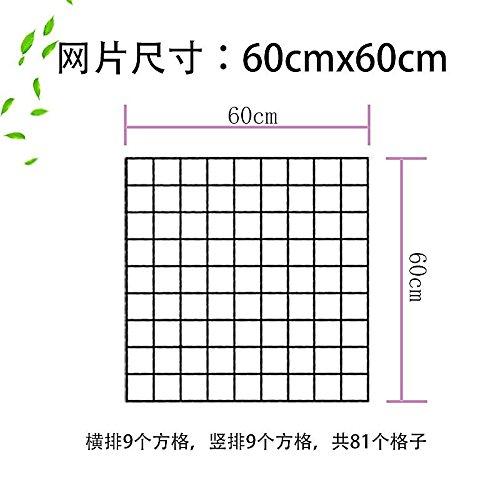 Photowall, blackmesh60 * 60cm