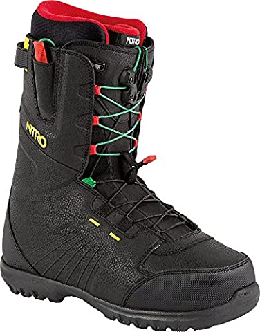 Nitro snowboards boots unisexe nomad tLS 16 Multicolore Irie 26.5