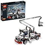 8071 parallel import goods Lego technique Bucket Trucks (japan import)