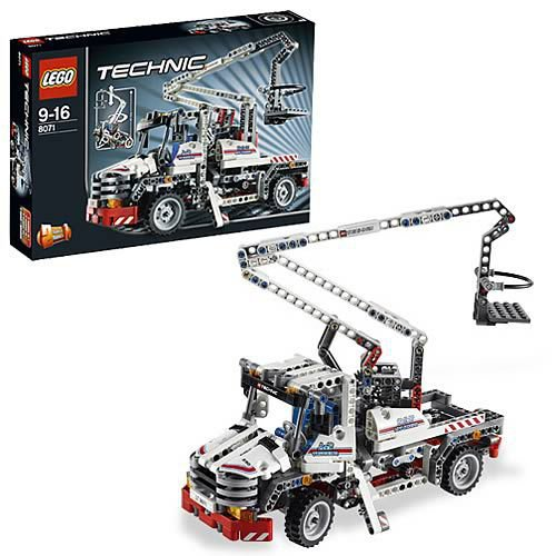 LEGO-Technic-Bucket-Truck-8071-japan-import