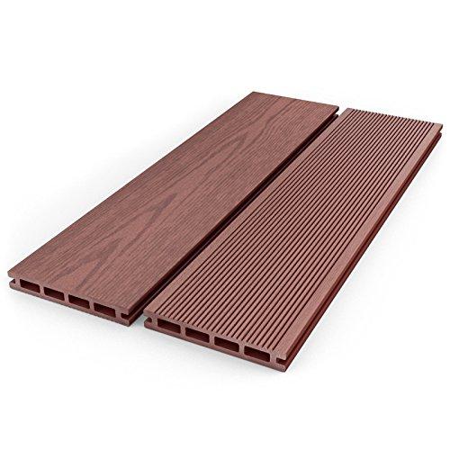 Dino-Decking UK – Terrassendielen aus Verbundwerkstoff, WPC-Terrassendielen, Terrassendielen aus Holz-Kunststoff-Verbundwerkstoff, Dielen, Abschlussleisten, Borten, Befestigungen, Clips, Balken