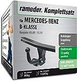 Rameder Komplettsatz, Anhängerkupplung starr + 13pol Elektrik für Mercedes-Benz B-KLASSE (113814-05396-1)