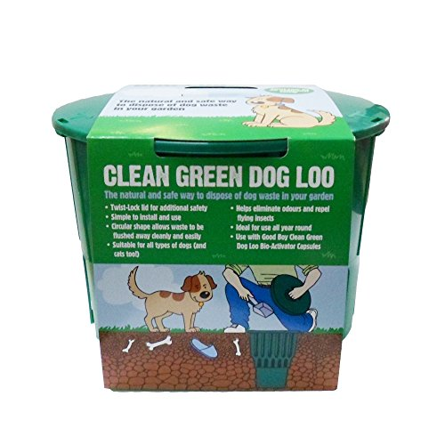 armitages-pet-products-good-boy-clean-hundetoilette-einheitsgrosse-grun