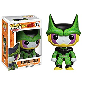 Funko Pop Célula – Perfect Cell (Dragon Ball 13) Funko Pop Dragon Ball