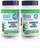 MSI Bienestar Magnesio 100% Natural con