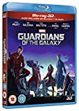 Guardians Of The Galaxy [Blu-ray 3D + Blu-ray] [Region Free]