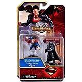 DC HeroClix: Man of Steel TabApp Elite 2-Pack Superman General Zod - Ipad Android