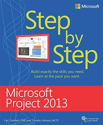 Microsoft Project 2013 Step by Step (English Edition) par  Carl Chatfield