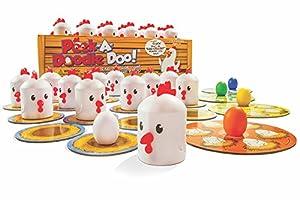 Fat Brain Toys-FT39785 Peek a Doodle doo Juego de Memoria, Multicolor (1)