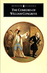 The Comedies of William Congreve  (Penguin Classics)