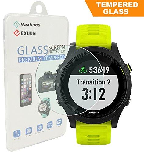 maxhood-garmin-forerunner-935-protector-de-pantalla-ultradelgado-de-cristal-9h-dureza-03-mm-25d-rond