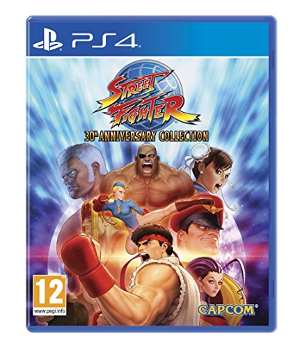 Street Fighter 30th Anniversary Collection (PS4) (New)