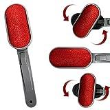 Magic ToWorld spazzola per laniccio lanugine peli di animali lanugine polvere - divano letto vestiti - rotazione