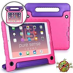 Funda de goma EVA para iPad Air 1 y 2/ ipad 2,3,4,5 y 6 - Varios colores