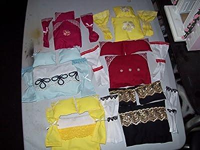 Single dolls house bedding