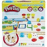 Play-Doh - Aprendo números y cuentas (Hasbro B3406105)