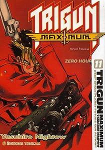 Trigun Maximum Edition simple Tome 11