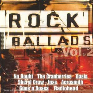 Rock Ballads Vol 2