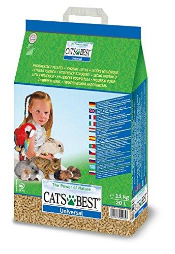 Cat's Best 29761 Katzen Streu Universal 20 Liter