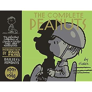The Complete Peanuts Volume 24: 1997-1998