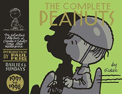 The Complete Peanuts Volume 24: 1997-1998 par Charles M. Schulz