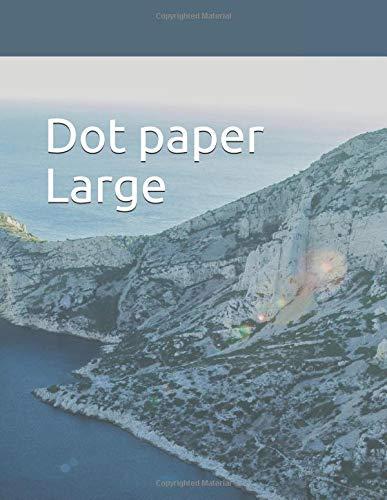 dot paper large: Dot Grid - Size = 8.5