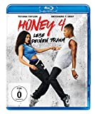 DVD Cover 'Honey 4 - Lebe Deinen Traum [Blu-ray]
