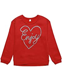 Esprit Kids Sweat Shirt, Sweatshirts Fille, Jade 556