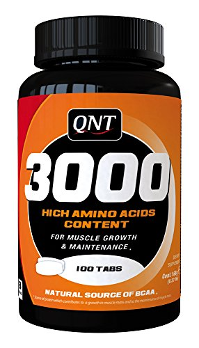 QNT Amino Acid 3000 - 100 Tabs  available at amazon for Rs.1139