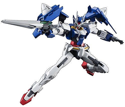 HGBD Gundam Build Divers Gundam Double O Diver 1/144 Scale Color-coded Plastic Model Kit Universal Groove Kit