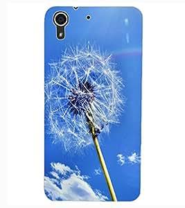 ColourCraft Amazing Flower Image Design Back Case Cover for HTC DESIRE 626S