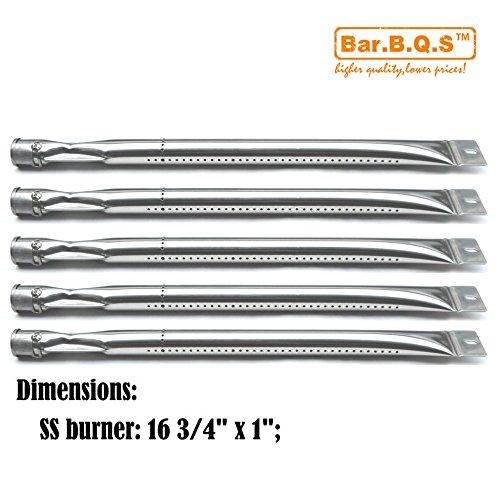 bar-bqs-b15601-5er-pack-edelstahl-brenner-ersatz-fur-select-kenmore-und-master-forge-gas-grill-model