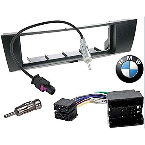 Carcasa de radio para BMW 1 DIN, BMW 1/3, BMW X1, BMW segunda mano  Se entrega en toda España