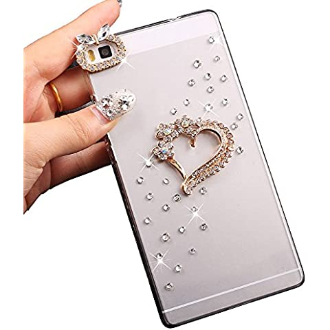 PC Funda Transparente para Huawei Ascend P8 Lite 5.0