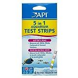 API acquario test di qualità dell' acqua 5in 1strisce test 4strisce
