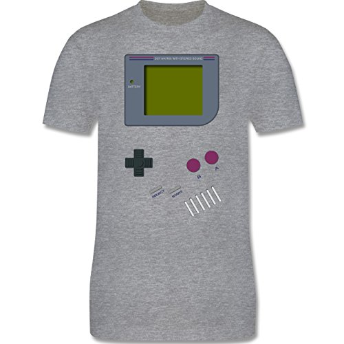 Shirtracer Nerds & Geeks - Gameboy - Herren T-Shirt Rundhals