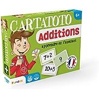 Fundels - Cartatoto Apprendre Les Additions